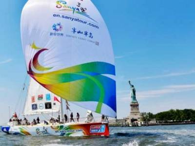 CLIPPER RACE EMBARKS ON HOMECOMING LEG FROM NEW YORK TO LIVERPOOL
