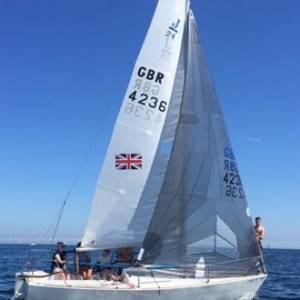 Under 25s going for glory in Round the Island Race