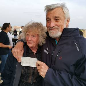 Golden Globe Race Awards £5000 Winner Prize from Boatshed