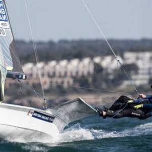 RYA wins bid to host 2019 Nacra 17, 49er and 49er FX European Championship
