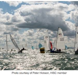 Hayling Island Sailing Club's three-day Open Whitsun