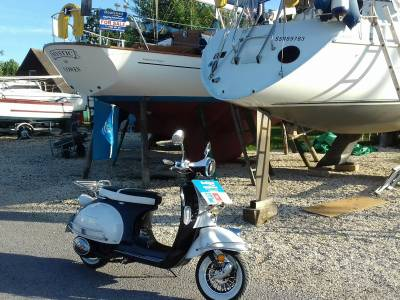 New Company Vehicle for Boasthed Hayling Island / Boatshed Rib