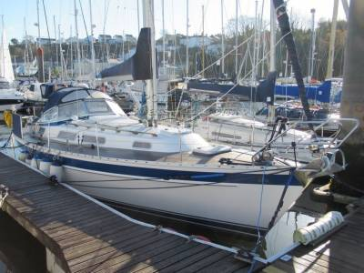 Hallberg-Rassy 31 - In A Class Of Its Own