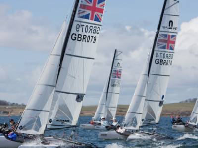 2019 RYA Youth Nationals to be largest ever staged