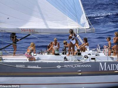 Feminism and Yachting