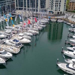The South Coast Boat Show to expand in 2020 with support from headline sponsor Raymarine