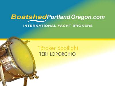 Teri Loporchio - Boatshed USA | Boatshed Portland Oregon