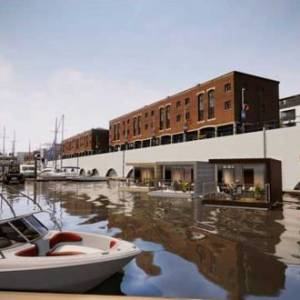Unanimous approval for Port's Milford Waterfront development