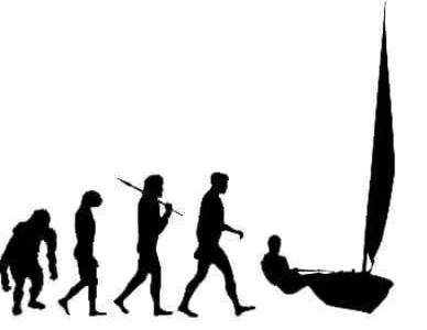 The Evolution of Sailors!