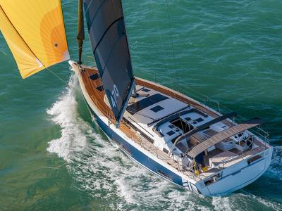 Dufour Yachts at Southampton Boat Show
