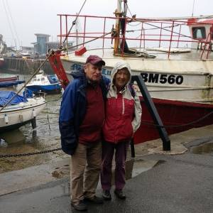 Circumnavigating the UK in a Leisure 27, Part 21 - Falmouth - Torquay