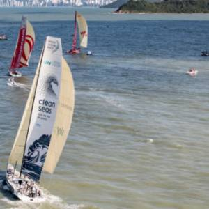 Six teams to take start of Itajaí In-Port Race