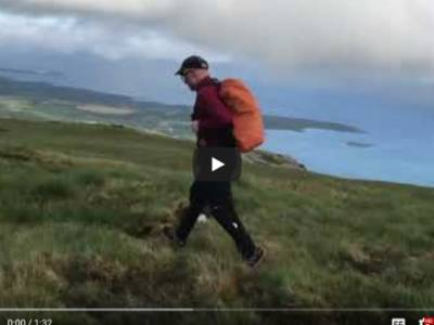 VIDEO: 2nd Irish Sailing and Mountaineering Adventure Challenge