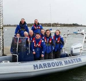 Chichester Harbour Conservancy Welcomes 2018 Patrol Team