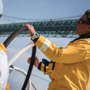 Team Brunel on a charge with Leg 9 win