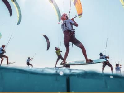 Britain's Aldridge takes silver in 2019 Kitefoil Gold Cup opener