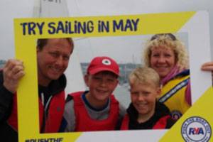 Push the Boat Out – Portchester Sailing Club