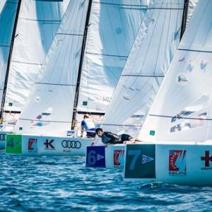 Eight Nations to Contest First Ever Youth SAILING Champions League
