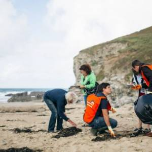 25th Great British Beach Clean