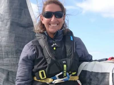 Dee Caffari Reveals her Man Overboard Ordeal in Bid to Raise Safety at Sea Awareness for Fellow Sailors