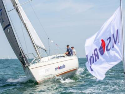 MS Amlin Yacht confirm sponsorship of the 2019 Round the Island Race
