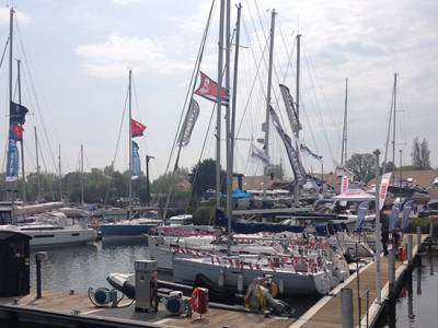 Chichester Boat Show this weekend!