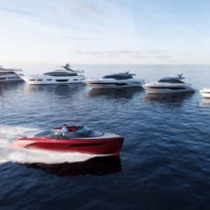 Princess Yachts On Track for Groundbreaking 2018