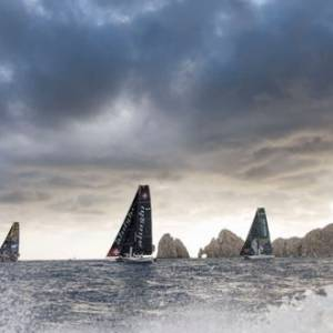 Alinghi crowned victorious in 2018 Extreme Sailing Series™