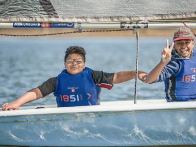 1851 Trust continues as Official Event Charity for Lendy Cowes Week 2019