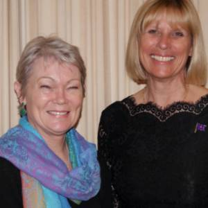 Fitting Out Supper with guest speaker Tracy Edwards MBE