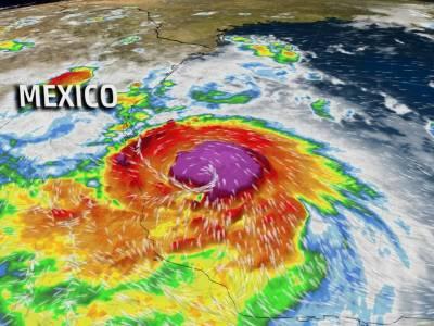 First Hurricane of the 2017 Tropical Atlantic Season