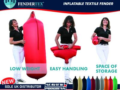 FENDERTEX | Inflatable Textile Fenders