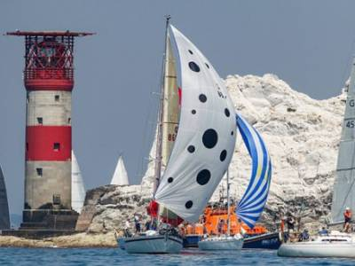 80 days to enter the world famous Round the Island Race