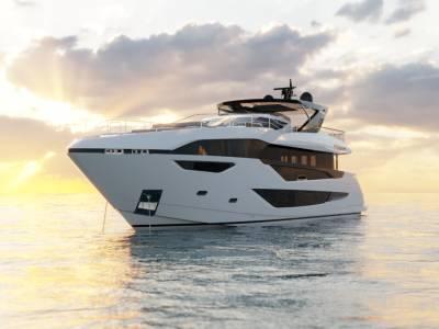 New Sunseeker 100 Yacht revealed
