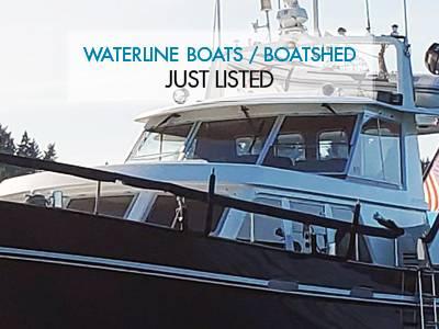 Just Listed - Lowland 471 Long Range Trawler