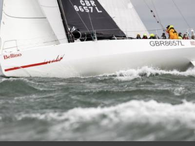 2019 RORC Cherbourg Race