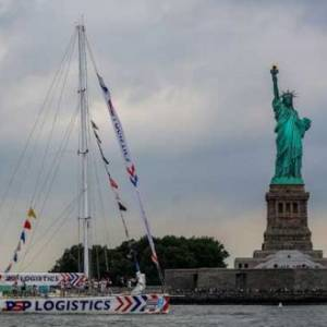 Clipper Race: PSP Logistics Claims Victory in New York