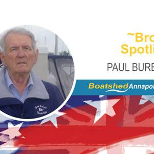 Paul Burbach - Boatshed USA   Boatshed Annapolis Broker