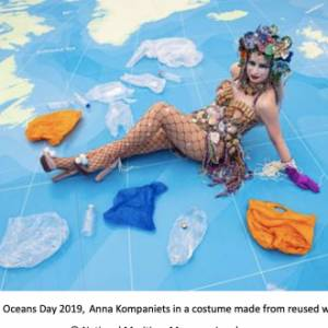 THE NATIONAL MARITIME MUSEUM CELEBRATES WORLD OCEANS DAY 2019 WITH FAMILY FESTIVAL
