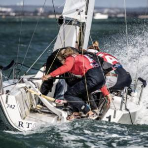 Royal Thames YC triumph at British Keelboat League final