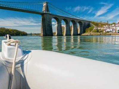 Boat show heads to Anglesey