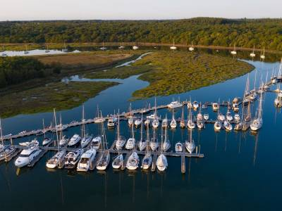 Walcon completes Buckler's Hard Yacht Harbour redevelopment