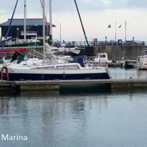 Circumnavigating the UK in a Leisure 27, Part 3 - Shoreham to Ramsgate