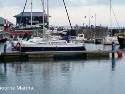 Circumnavigating the UK in a Leisure 27, Part 3 - Shoreham to Ramsgate