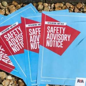 RYA launches 2018 Safety Advisory Notice in Boat Fire Safety Week