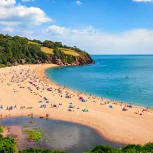Fancy A Dip? The UK's Top 8 Cleanest Beaches for Bathing