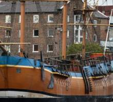 New voyage of discovery for HM Bark Endeavour