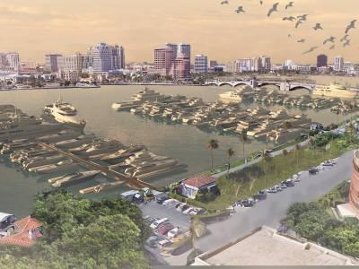 Multi-million dollar Palm Beach superyacht marina opens 1 November