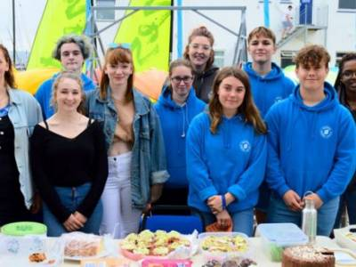 UKSA celebrates NCS youngsters after summer of success