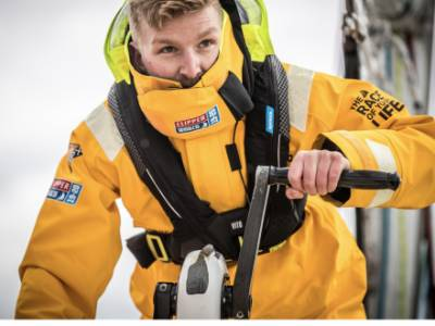 SPINLOCK TO BE CLIPPER RACE OFFICIAL LIFEJACKET SUPPLIER